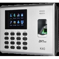 ZKTECO K-40 Biometric Time Attendance Terminal
