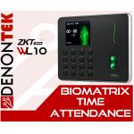 ZKTECO WL10 Wireless Time Attendance Terminal