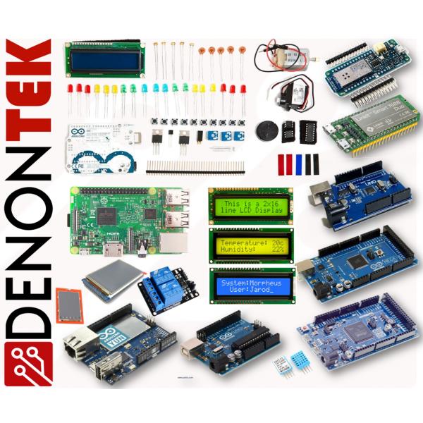 Arduino Development Boards for Students/Hobbiest
