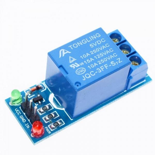 1 Relay Module(AC250V 10A DC30V 10A)