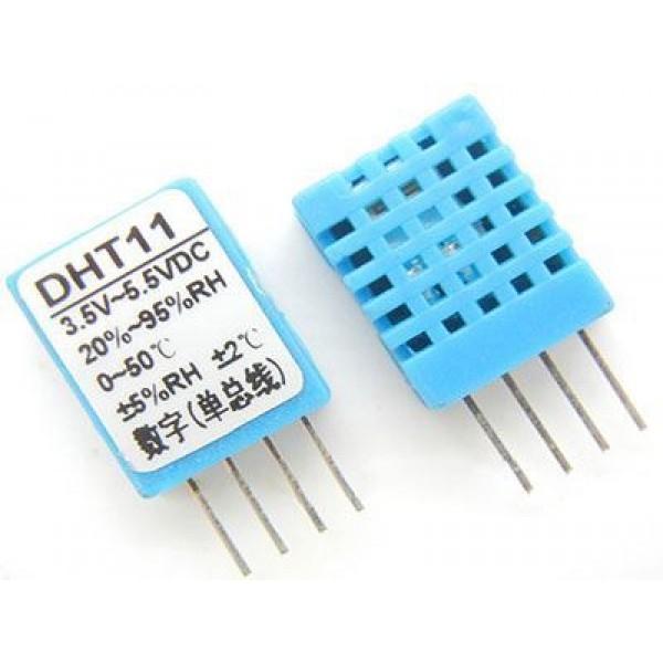 DHT11 Digital Temperature and Humidity Sensor