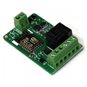 Input DC 7V~30V  ESP8266 10A 220V Network Relay WIFI Module