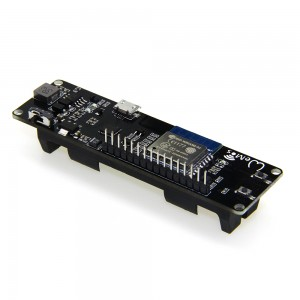 Esp-wroom-02 Pocket esp8266 D1 mini WIFI Module for 18650 Battery