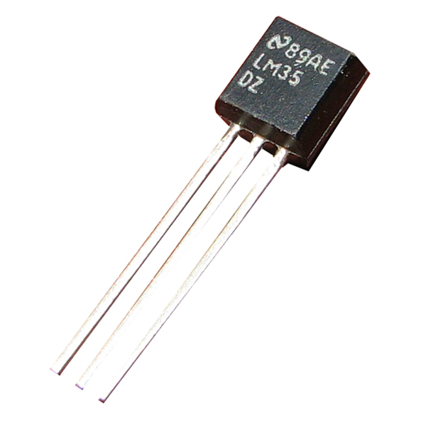 LM 35 Temperature Sensor