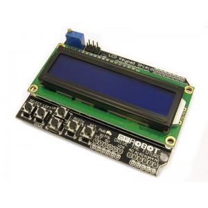 1602 LCD Keypad Shield For Arduino
