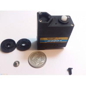 RB-150AM servo motor dual shaft output(with servo brackets)