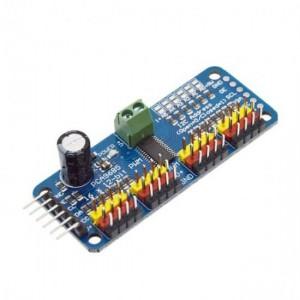 12-bit PWM/Servo Driver – 16-Channel PCA9685