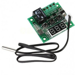 W1209 DC 12V Heat Cool Temp Thermostat Temperature Control Switch