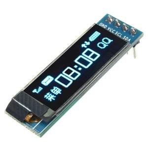 0.91'' OLED LCD 128x32 Display Module