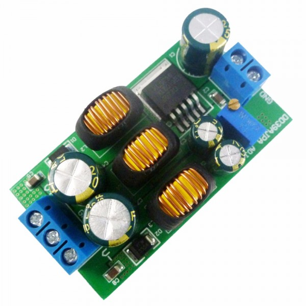 Dual Output DC +-5V 6V 9V 10V 12V 15V 24V Power Supply DC Boost-Buck Converter Module