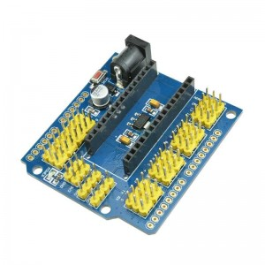 Arduino NANO I/O Extension Shield For Arduino UNO Nano 3.0 Compatible