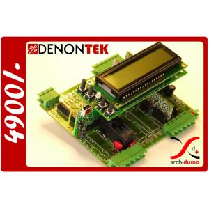 Archiduino, compatible with Arduino Leonardo